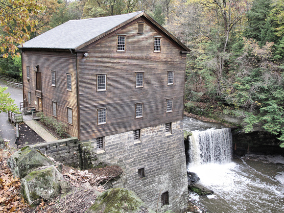 Lanterman's Mill: Oct. 20